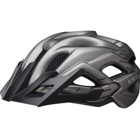 KED Status Jr. Helmet Kids anthracite black matt